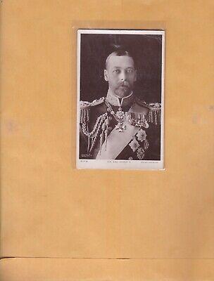 VINTAGE  POSTCARD H.M. KING GEORGE V.