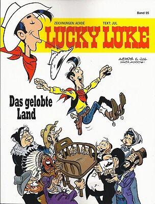 Lucky Luke Band 95     Das gelobte Land    ungelesen 1A absolut TOP