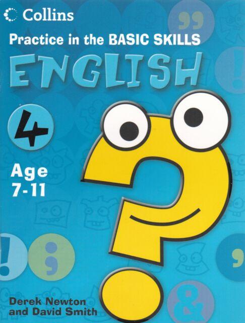 Practice in the Basic Skills (4) - English Book 4: English Bk.4 age 7-11