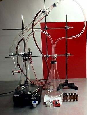 Essential Oil Steam Distillation Kit