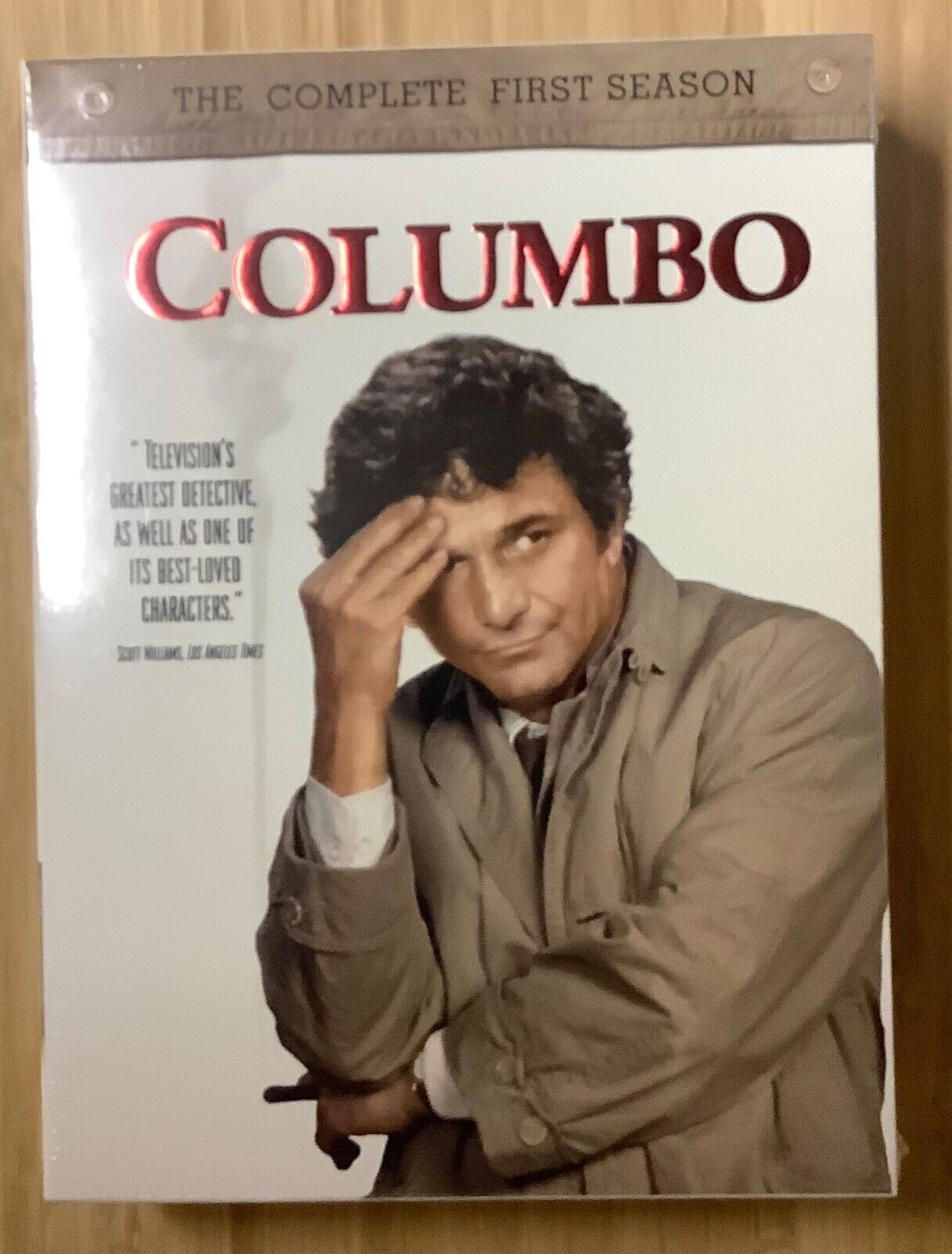 Columbo 1971-2 DVD Set First Season Plus 2 TV-movies Peter Falk NEW SEALED - $20.00