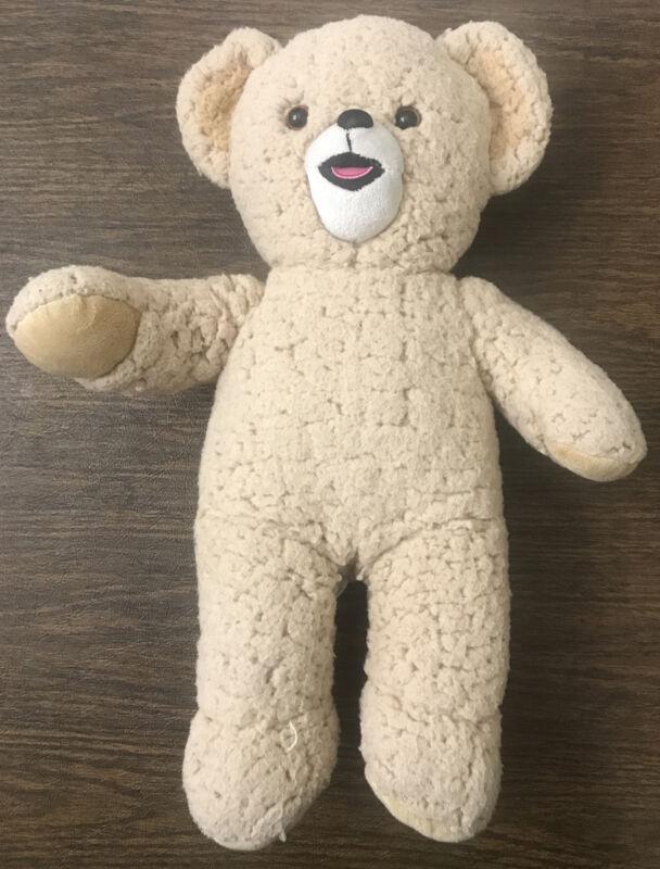 "Snuggle Fabric Softener Bear Plush Stuffed Animal Toy 17"" New England Toys"