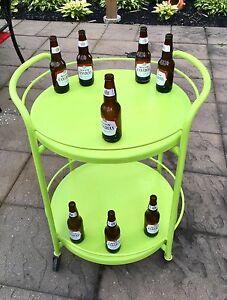 Funky Outdoor/Indoor Beverage Cart - $45 OBO