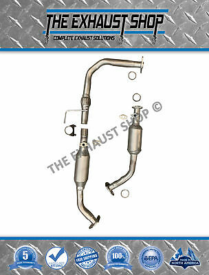 FITS 2000 2002 Toyota Tundra 47L Right  Left CATALYTIC CONVERTER SET