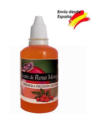 Aceite de Rosa Mosqueta virgen 60 ml. Virgin Rosehip oil 2 fl.oz