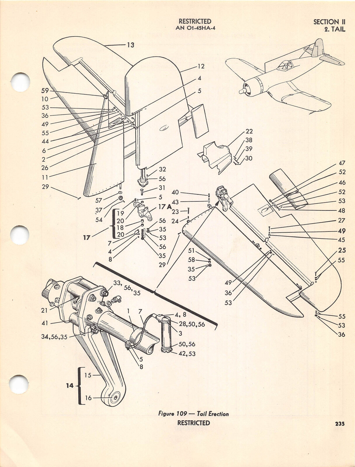 warn 2 5 parts schematic trusted wiring diagrams warn 8274 rebuild parts  f4u 1 corsair aircraft