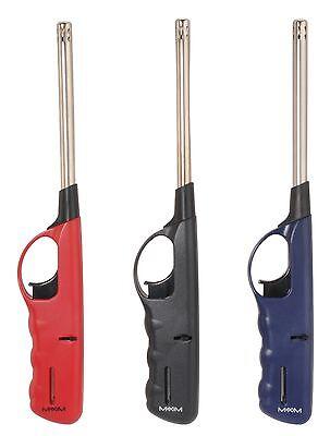 4 x Feuerzeug Gas XXL Stabfeuerzeug 27 cm lang nachfüllbar Gasfeuerzeug