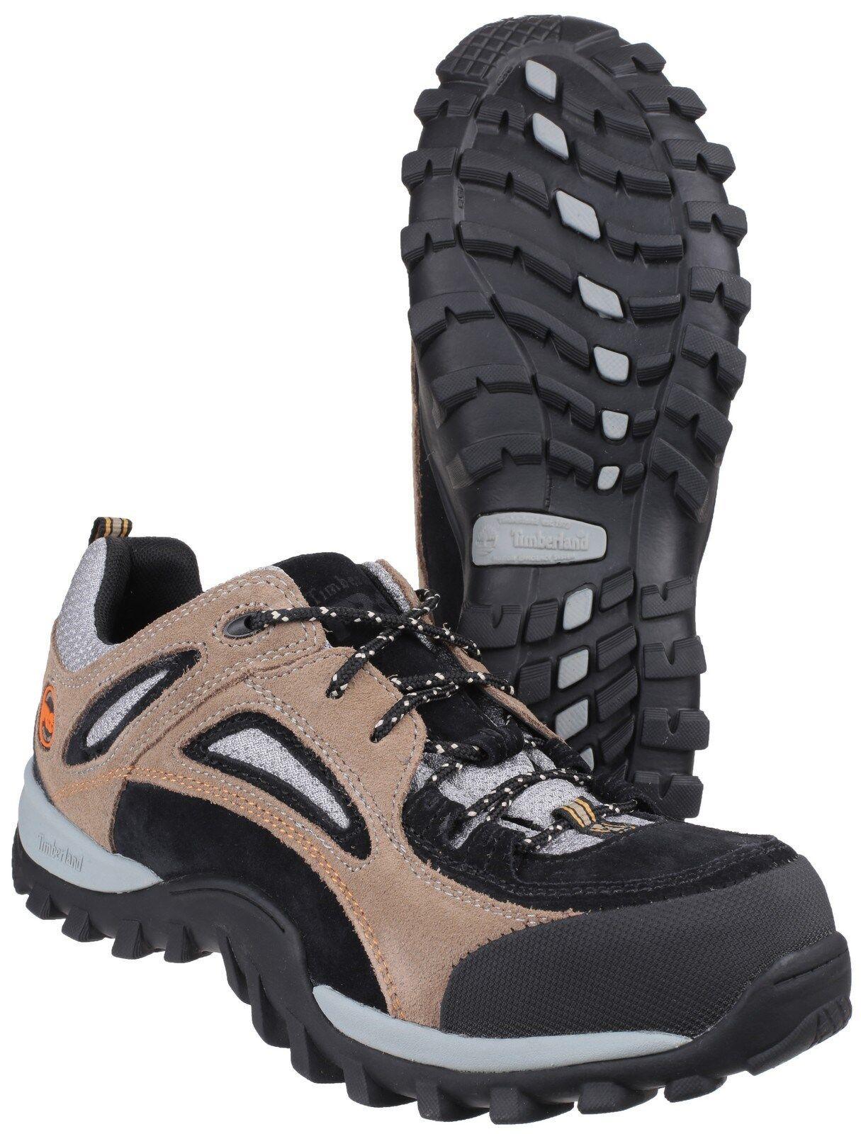 Dettagli su Timberland Pro Mudsill Scarpe di Sicurezza Punta Acciaio Uomini Scarpe UK6 12