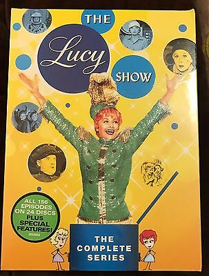 The Lucy Show  The Complete Series  Ralph Hart  Paramount 3995 Min Cmd  Nr Dvd