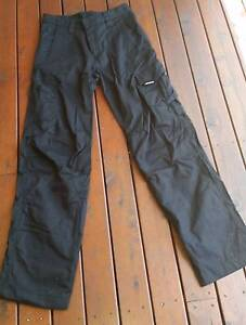 King Gee WorkCool2 Black Drill Pants 77R (K13820) Belmont Belmont Area Preview