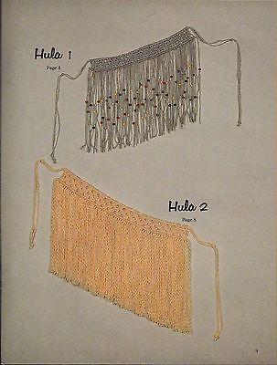 Macrame Kinder Hula Rock Muster Basteln Buch :# GS14 Einfach Elegant Kiddie
