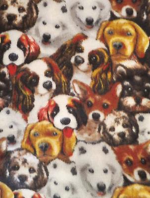 "DOG/ CAT PET FLEECE BLANKET - ALL BREEDS PUPPY - 30X36"" TOO CUTE 002"