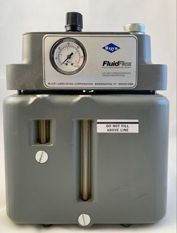 Bijur Spraymist Coolant Unit D153 UBA-2 FluidFlex 1 Gallon 110V Cooling Mist New