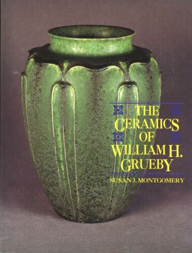 Grueby American Art Pottery - Artists Signatures Shapes Types / In-Depth Book