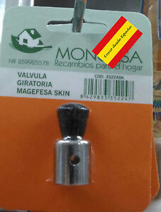 Valvula para olla express magefesa skin ebay - Ollas express magefesa ...