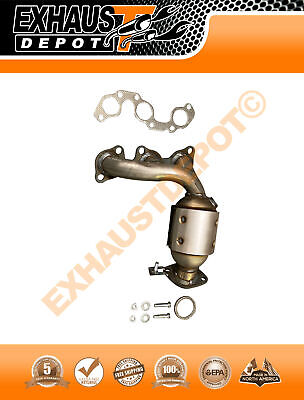 Manifold Catalytic Converter for Toyota Camry 3.0L 2002-2006 BANK 2