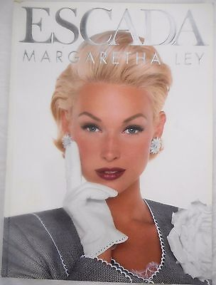 ESCADA Vintage 1996 Fashion Full Catalog Look Book Spring Summer 257 Pages