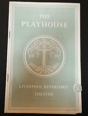 The Playhouse Liverpool: Elizabeth Gray Alan Judd in THE INDIFFERENT SHEPHERD