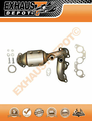 Manifold Catalytic Converter for Toyota Camry 3.0L 2002-2006 BANK 1