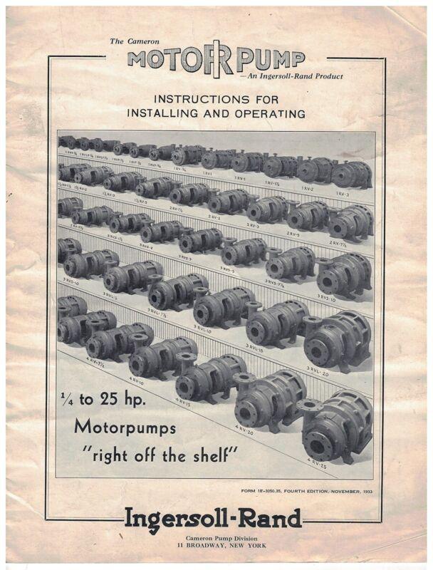 Ingersoll Rand | Centrifugal Pumps | Surplus Industrial