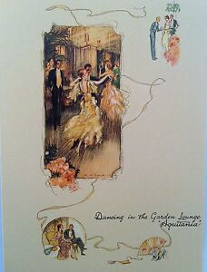 Cunard 'RMS AQUITANIA' Ocean Liner CRUISE SHIP Any Occasion Verse GREETING CARD