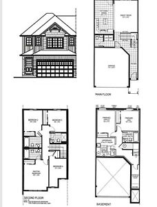 6 BED,4.5 BATH FREEHOLD DOUBLE GARAGE TOWN-BROCK UNI-ASSIGNMENT