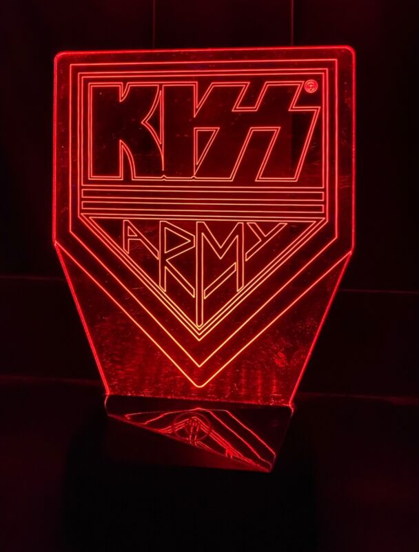 Kiss Army Multicolor light