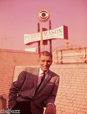 PERRY MASON - TV SHOW PHOTO #X148