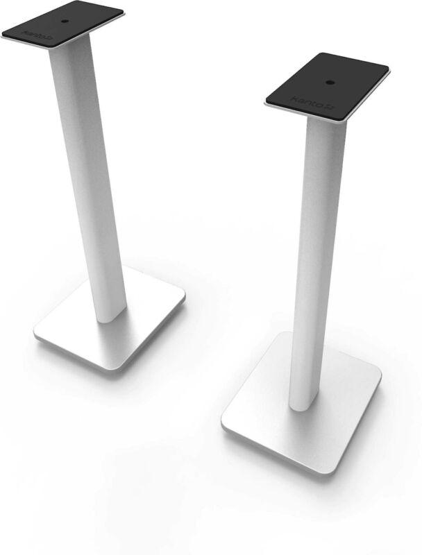 "Kanto SP26 WH 26"" Speaker Stands (White)"