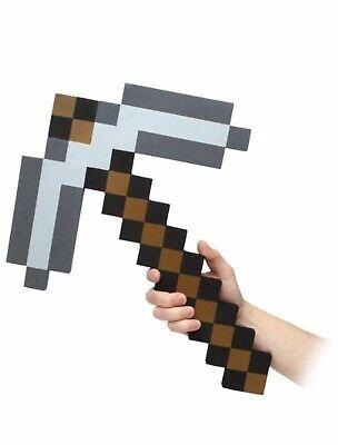 Minecraft Foam Iron Pick Axe
