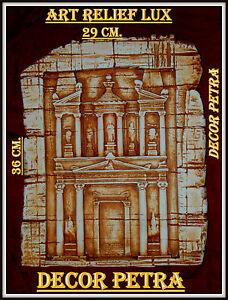 Petra Jordanien Relief Agypten Ägyptische Stuck gips Bajorrelieve Skulptur Bild - <span itemprop='availableAtOrFrom'>Zielona Góra, LUBUSKIE, Polska</span> - Sehr bitte Waren überprüfen, wenn Kurier - Zielona Góra, LUBUSKIE, Polska