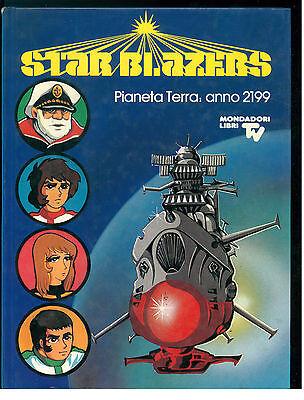 PADOAN GIANNI STAR BLAZERS PIANETA TERRA: ANNO 2199 MONDADORI 1980 PRIMA EDIZ.