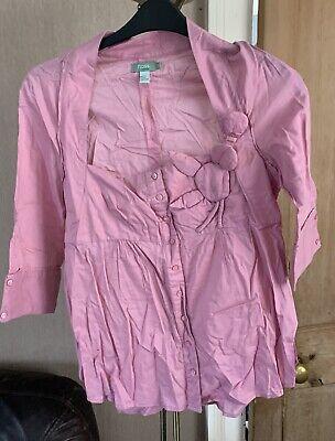 Hoss Intropia Pink Top Size 42 (12)