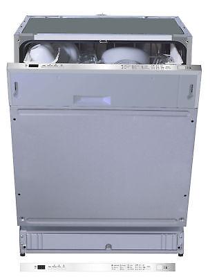 Geschirrspüler A++ 60cm vollintegriert Spülmaschine mit Aquastop einbau unterbau