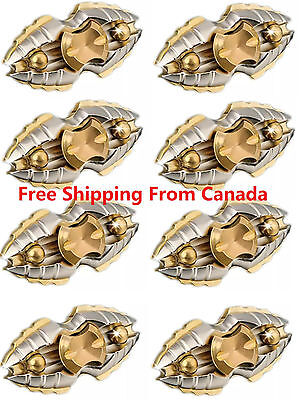 Lot of 8 X  Egyptian Insect Fidget Spinners High Quality Ship from Canada