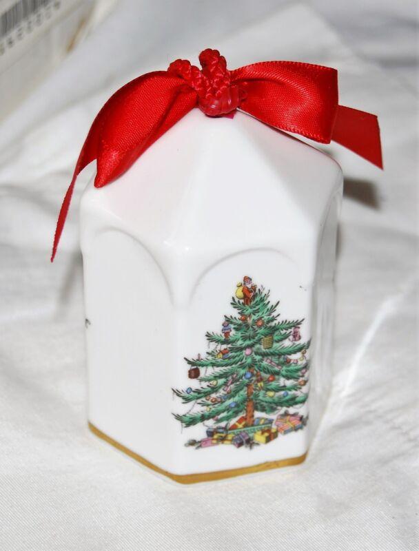 Beautiful Spode Christmas Tree ornament