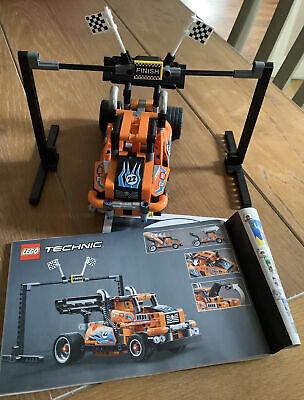 LEGO Technic 42104 Race Truck Pull back, w/ Box
