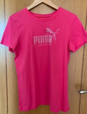 Puma Womens Tshirt Size 16