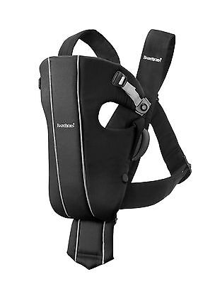 Baby Bjorn Spirit Original Baby Carrier In Black Diamond New!!