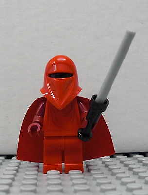 LEGO Star Wars - Imperiale Wache / Royal Guard - Figur Minifig Todestern 75034