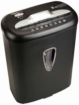 8-sheet Cross-cut Paper And Credit Card Home Office Shredder Free Shipping