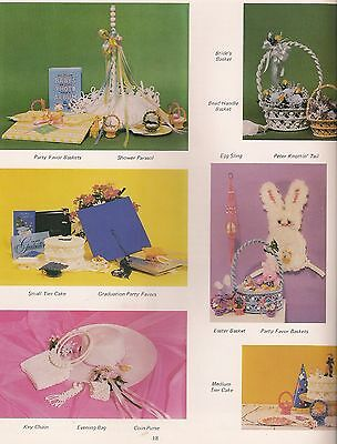 1970s Party Favors, Graduation & Easter Patterns #PD1131 Much Ado About Knotting](1970s Party Favors)