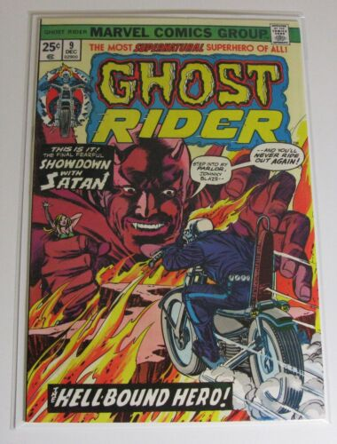 GHOST RIDER #9 (NEAR MINT)