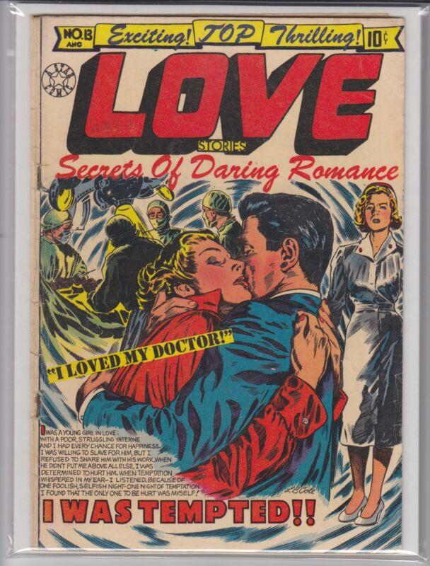 TOP LOVE STORIES #13