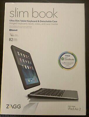 Zagg NIB Slim Book for iPad Air 2