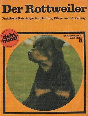 3a- Mü-Pa RINGER : DER ROTTWEILER    a (Rottweiler Geldbörse)