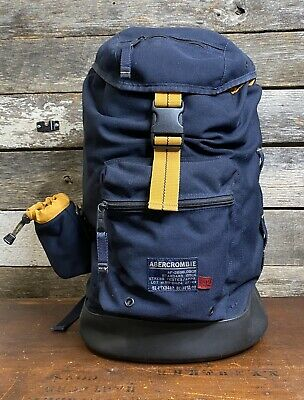 Abercrombie & Fitch Vintage Performance Insulated Cooler Backpack 14 Cans & Gear