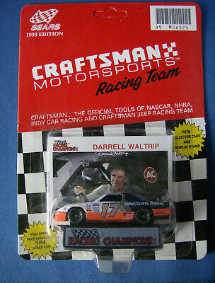 Collectible #17 Craftsman Motor Sports Darrell Waltrip 1993  1:64th Nascar