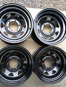 4x4 rims /wheels Devonport Devonport Area Preview