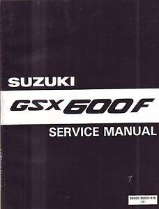 Suzuki gsx 600 f gumtree australia free local classifieds fandeluxe Gallery